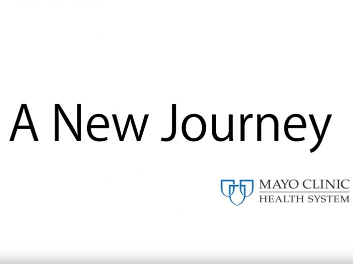 Mayo Clinic Health System New Journey – Jeff Thompson